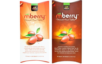 mberry Miracle Berry